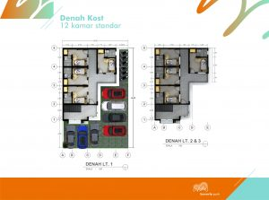 Gedung_Indekos_12_Rooms_Beverly_Park