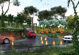 Perumahan_The_Private_Hill